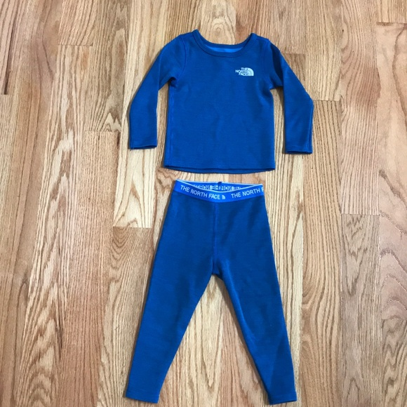 7aedf98f9 The North Face toddler boy's baselayer set